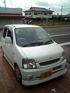 営業111日目(さらば!ワゴンR!!)